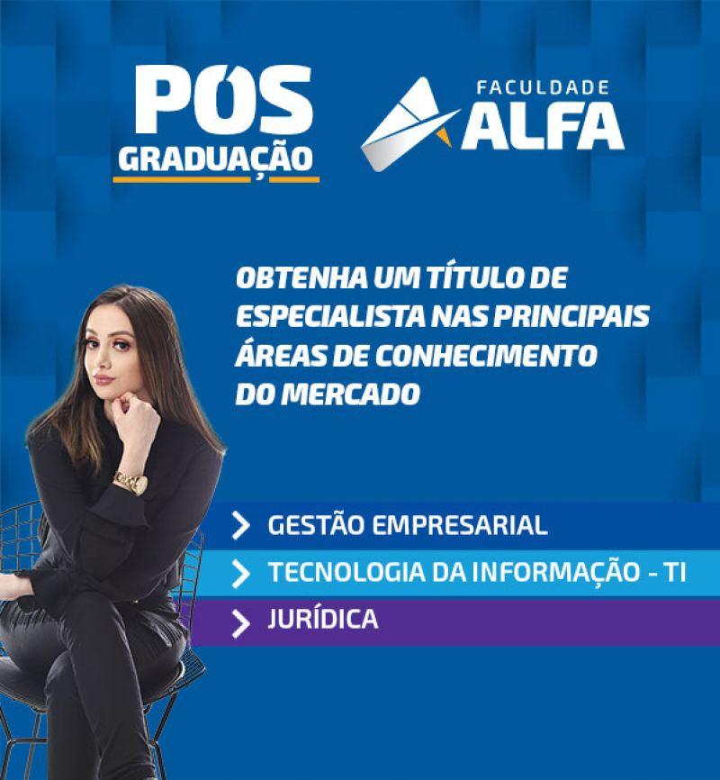 Pós-Graduação ALFA