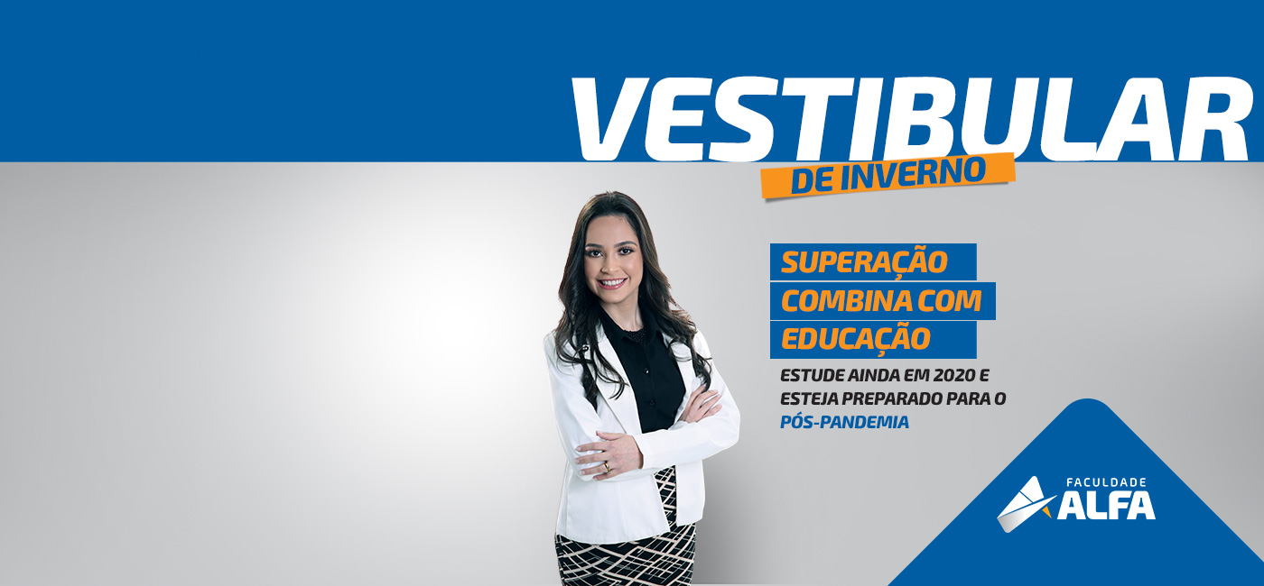 Vestibular Agendado 2019