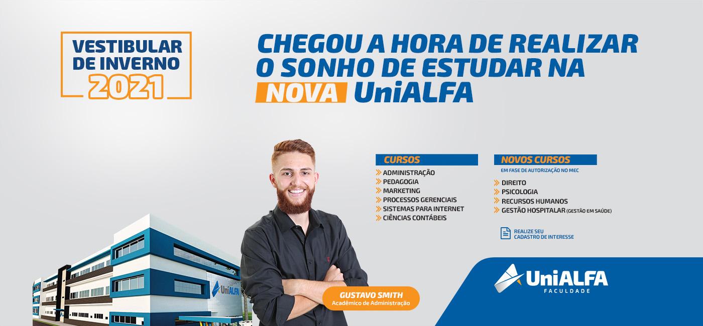 Vestibular 2021 - Gustavo
