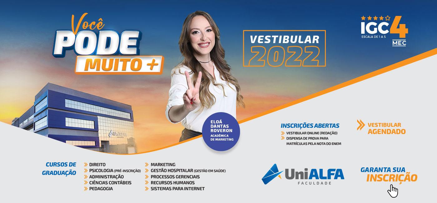 Vestibular 2022 - Eloa